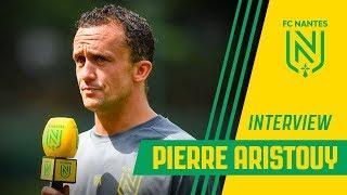 Interview de Pierre Aristouy