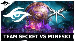 TI9 Team Secret Group Stage 6th Series (Day 3)