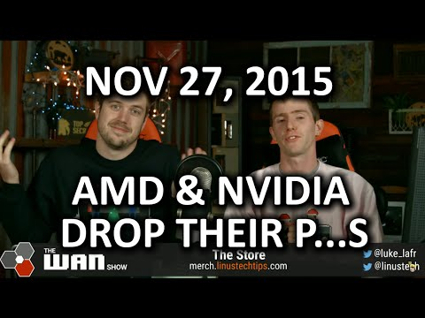 The WAN Show - Yahoo! Blocks Adblock Users, Oculus Makes Women Sick - Nov 27, 2015 - UCXuqSBlHAE6Xw-yeJA0Tunw