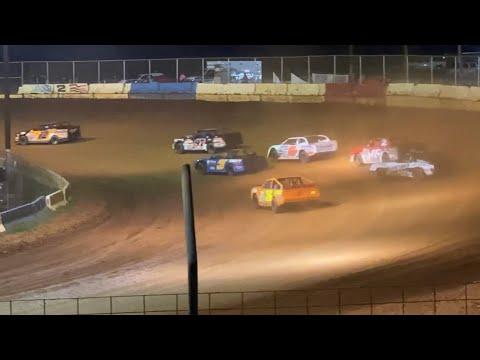 8/7/2021 Thunder Bomber Cherokee Speedway - dirt track racing video image