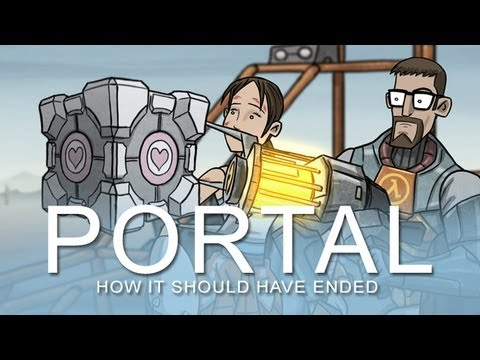 How Portal Should Have Ended - UCHCph-_jLba_9atyCZJPLQQ