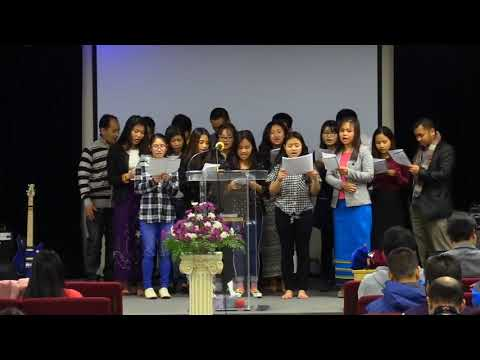 FCCI MINO CHOIR  SUNDAY SERVICE 2019