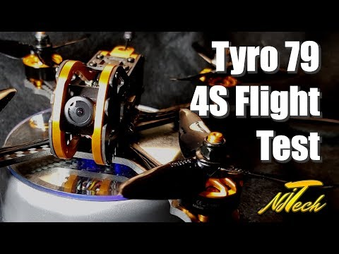 Eachine Tyro 79 | 4S Flight Test! | Part 2 - UCpHN-7J2TaPEEMlfqWg5Cmg