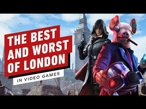 The Best and Worst of London in Video Games - UCKy1dAqELo0zrOtPkf0eTMw