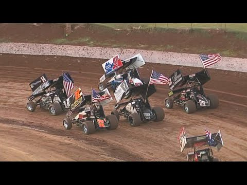 2012 Sprintcars Capalaba Wreckers Cup: Archerfield Speedway | 04.01.2012 - dirt track racing video image