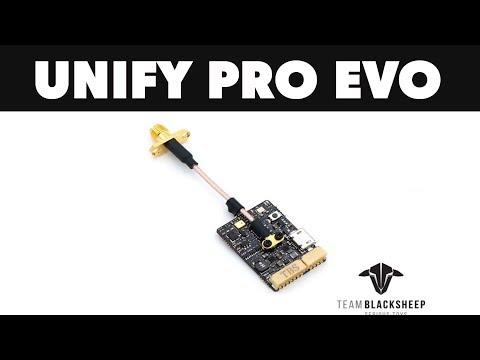 TBS Unify PRO32 Nano : 1 Gram Video Transmitter! | FpvRacer lt