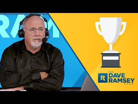 The 7 Areas To Win In This Year - Dave Ramsey Rant