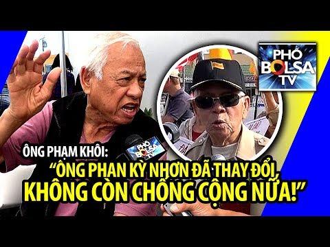 Ông Phạm Khôi: