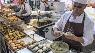 Italy Street Food. 'Sfogliatella' Sweet from Naples
