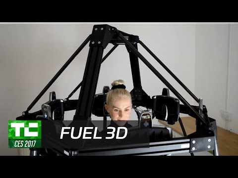 Fuel3D specializes in high speed 3D capture of organic forms - UCCjyq_K1Xwfg8Lndy7lKMpA