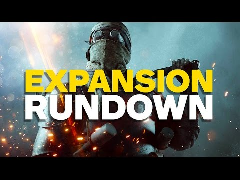 Battlefield 1: They Shall Not Pass - Expansion Rundown - UCKy1dAqELo0zrOtPkf0eTMw