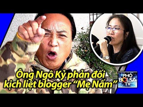 Ông Ngô Kỷ phản đối kịch liệt blogger