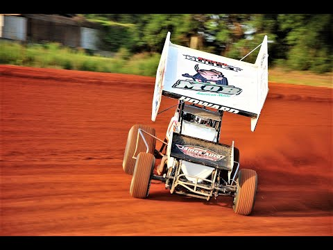 8-8-2020 USCS Sprint Cars @ Southern Raceway All heats All Classes - dirt track racing video image