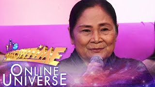 Defending champion Violeta Bayawa shares she went to Japan to sing | Showtime Online Universe
