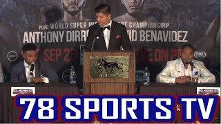 ERROL SPENCE JR VS SHAWN PORTER Press Conference REACTION