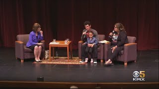 Rep. Jackie Speier Shares Immigrant Family's Saga At Town Hall
