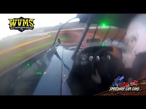 #3 Thomas Baker - West Virginia Motor Speedway 4-24-21 - Steel Block - dirt track racing video image