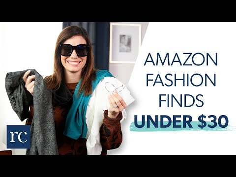 10 Amazon Fashion Finds for Under $30!