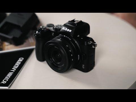 Videorecenze Nikon Z50 tělo
