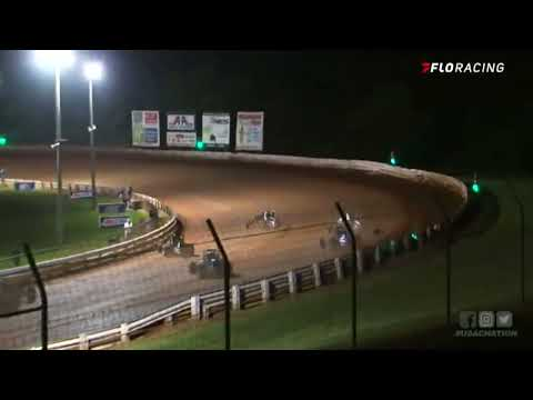 HIGHLIGHTS: USAC Silver Crown | Selinsgrove Speedway | 8/8/2021 - dirt track racing video image