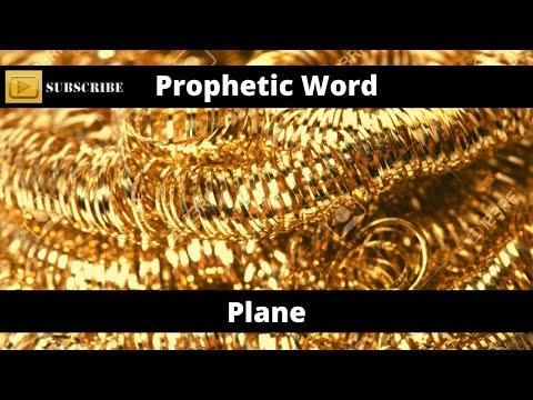 Prophetic Word: Plane