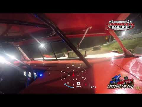 #19 Darrick Waggoner - Cash Money Late Model - 9-5-2021 Springfield Raceway - In Car Camera - dirt track racing video image