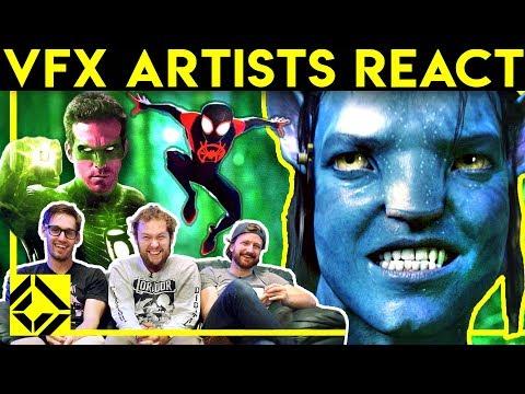 VFX Artists React to Bad & Great CGi 6 - UCSpFnDQr88xCZ80N-X7t0nQ