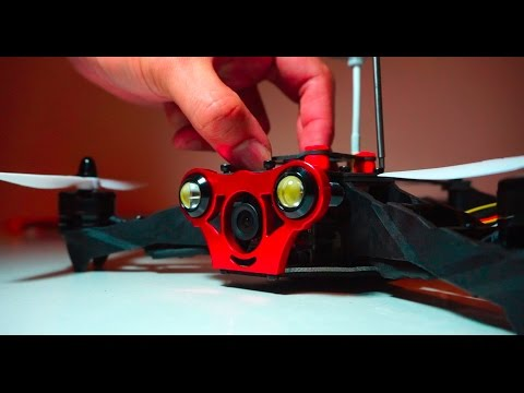 Eachine Racer 250 FPV ARF - Introduction & Quick Setup (Sorry, no time for test flight) - UCWgbhB7NaamgkTRSqmN3cnw