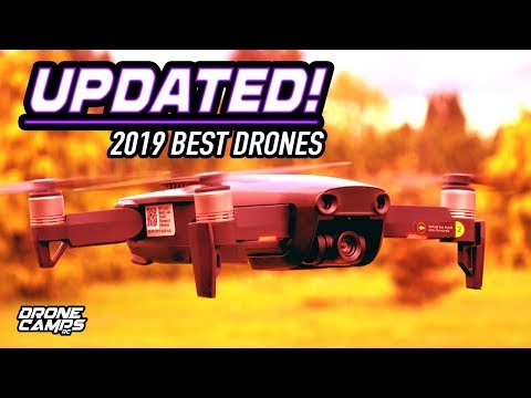 BEST DRONES in 2019 - 4K for under $499 - UCwojJxGQ0SNeVV09mKlnonA