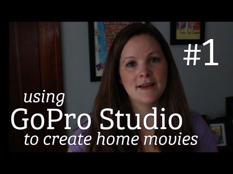 Get Started with GoPro Studio - gopro studio tutorial