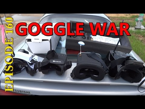 Compare Eachine GogglesOne, Kylin Vision, Walkera Goggle4 vs EV800 - UCq1QLidnlnY4qR1vIjwQjBw