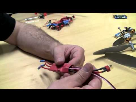 Basic Quadcopter Tutorial - Chapter 3 - Power System - UC-KXFFSpWPRpKzMnXfELg-A