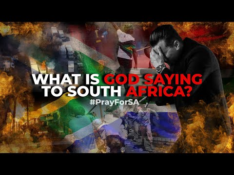 WHAT IS GOD SAYING ABOUT SOUTH AFRICA NOW?