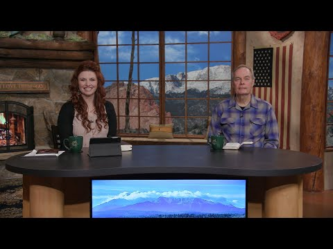Charis Daily Live Bible Study: The Ten Spies Network - Andrew Wommack - March 16, 2021