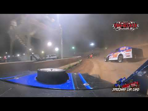 #17 Neil Johnston - Usra B-Modified -6-26-2021 Tri-State Speedway - In Car Camera - dirt track racing video image