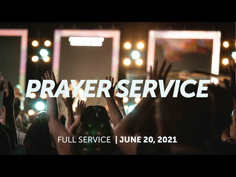June 20th, 2021  Sunday PM Service  Bethel Church