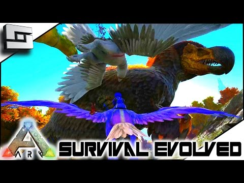 ARK: Survival Evolved   DODOREX BOSS FIGHT! S2 Halloween Special 1 (  Gameplay )