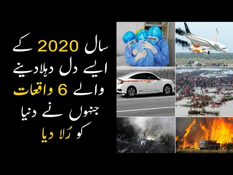 Six Shocking Events Of 2020 That Brought Us Into Tears