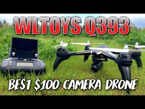 Wltoys Q393A -  BEST $100 Quadcopter - UCwojJxGQ0SNeVV09mKlnonA