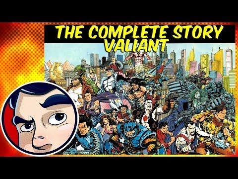 The Valiant - Complete Story | Comicstorian - UCmA-0j6DRVQWo4skl8Otkiw