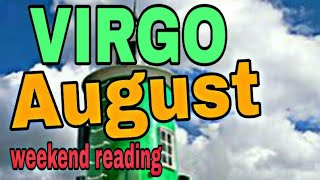 Virgo August2019 STRONG FAITH, REFRAIN FROM JUDGEMENT TO EXCESS, SUCCESS WITH A TASK Tarot Reading