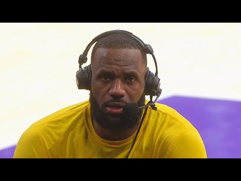 LeBron James Gets ANGRY At NBA All-Star Game 2021 Announcement! Lakers vs Nuggets