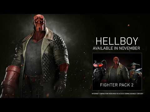 Injustice 2 - Introducing Hellboy! - UCM7EG1_z6zNJdjAYsyTuCyg