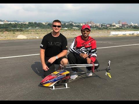 ALIGN Fun Fly 2017 : Alan Szabo Jr. ve Tareq Alsaadi