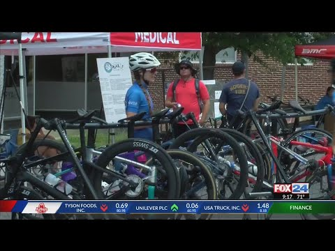 Cycling festival returns to Rogers KFTA