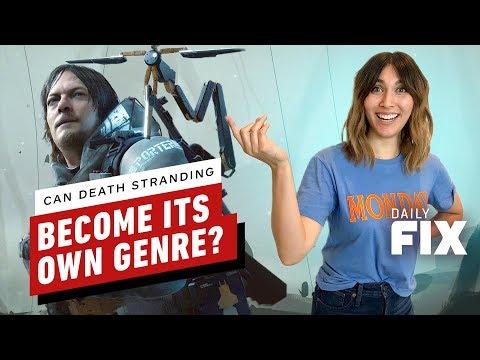Kojima: More Games Needed for Death Stranding Genre - IGN Daily Fix - UCKy1dAqELo0zrOtPkf0eTMw