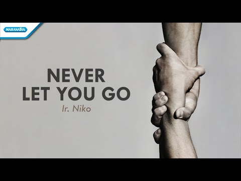 Never Let You Go - Ir. Niko (with lyric)