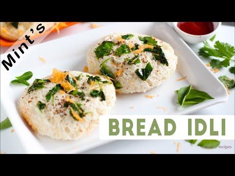 Bread Idli Recipe In Hindi | Bread Recipes | Indian Breakfast Recipes | Ep-137