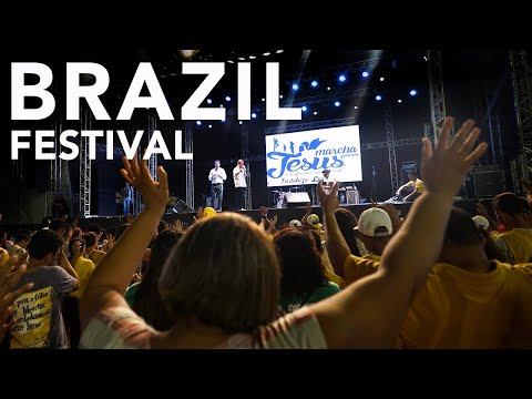March for Jesus: Changing lives in Brazil