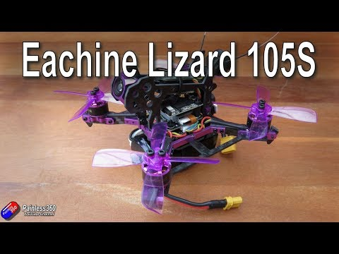 RC Review: Eachine Lizard 105S Quadcopter with 720P DVR - UCp1vASX-fg959vRc1xowqpw